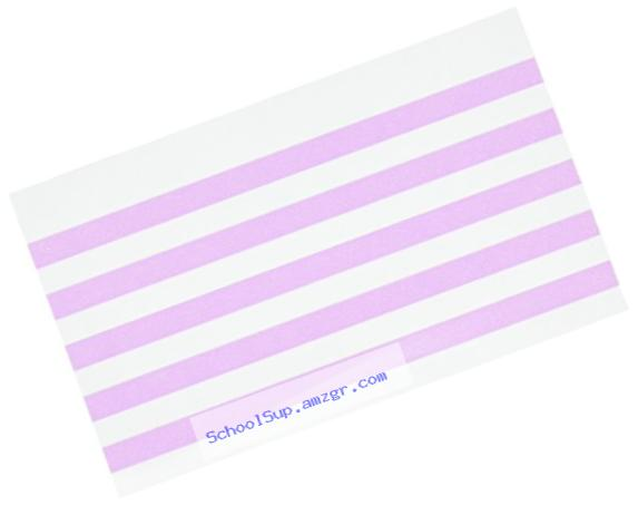 Oxford 05135 Esselte Pendaflex Color Bar Ruled Index Card, 3