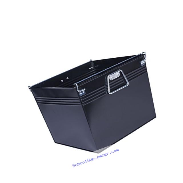 Household Essentials 642 Metal File Box