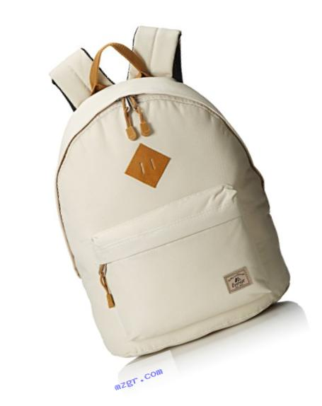 Everest Vintage Backpack, Beige, One Size