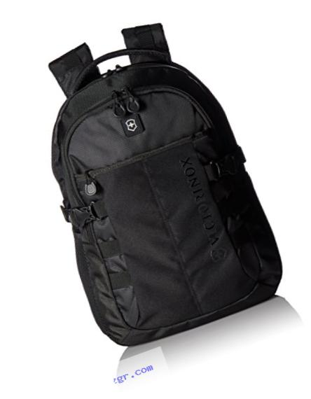 Victorinox Vx Sport Cadet Laptop Backpack, Black/Black Logo, One Size