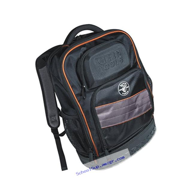 Klein Tools 55456BPL Tradesman Pro Tech Backpack